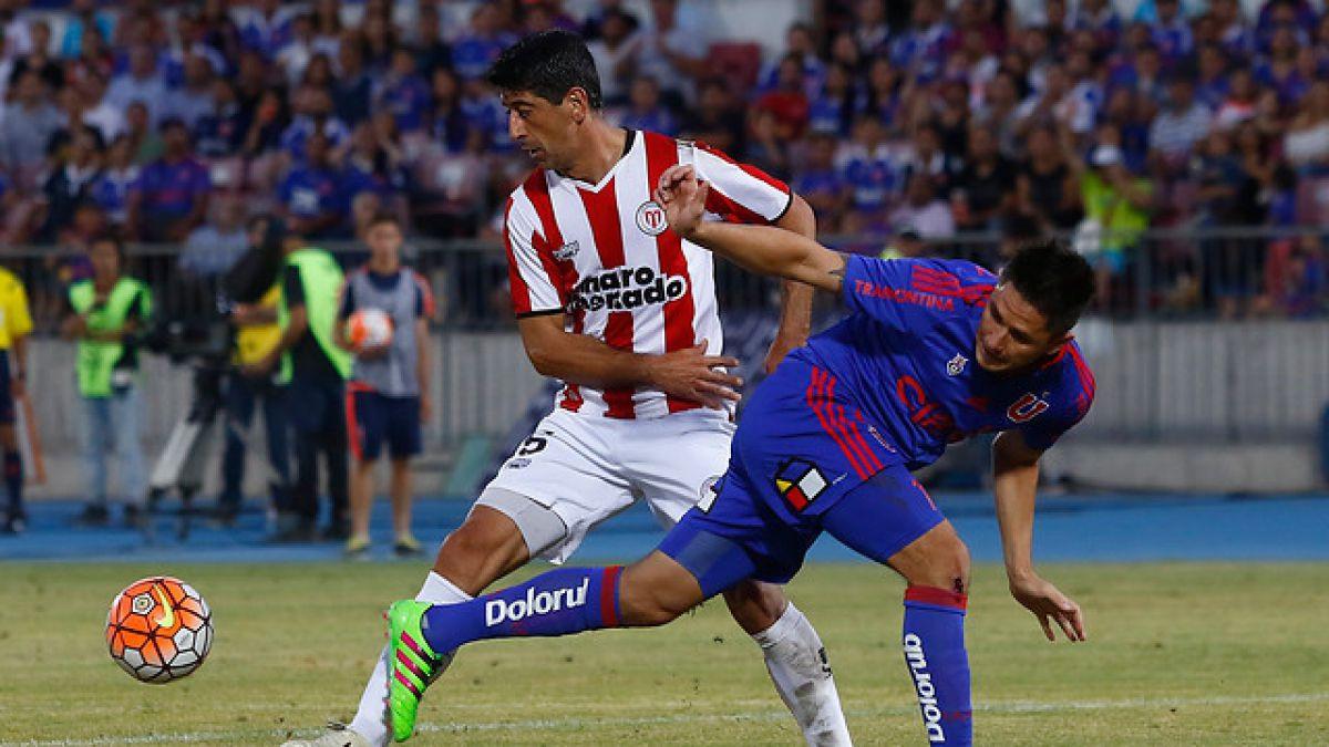 [MINUTO A MINUTO] La U empata con River Plate y queda fuera de la Copa
