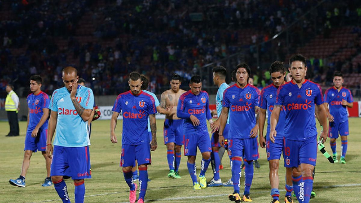 Eliminación de la U corta exitosa racha de equipos chilenos en 1° fase de Copa Libertadores