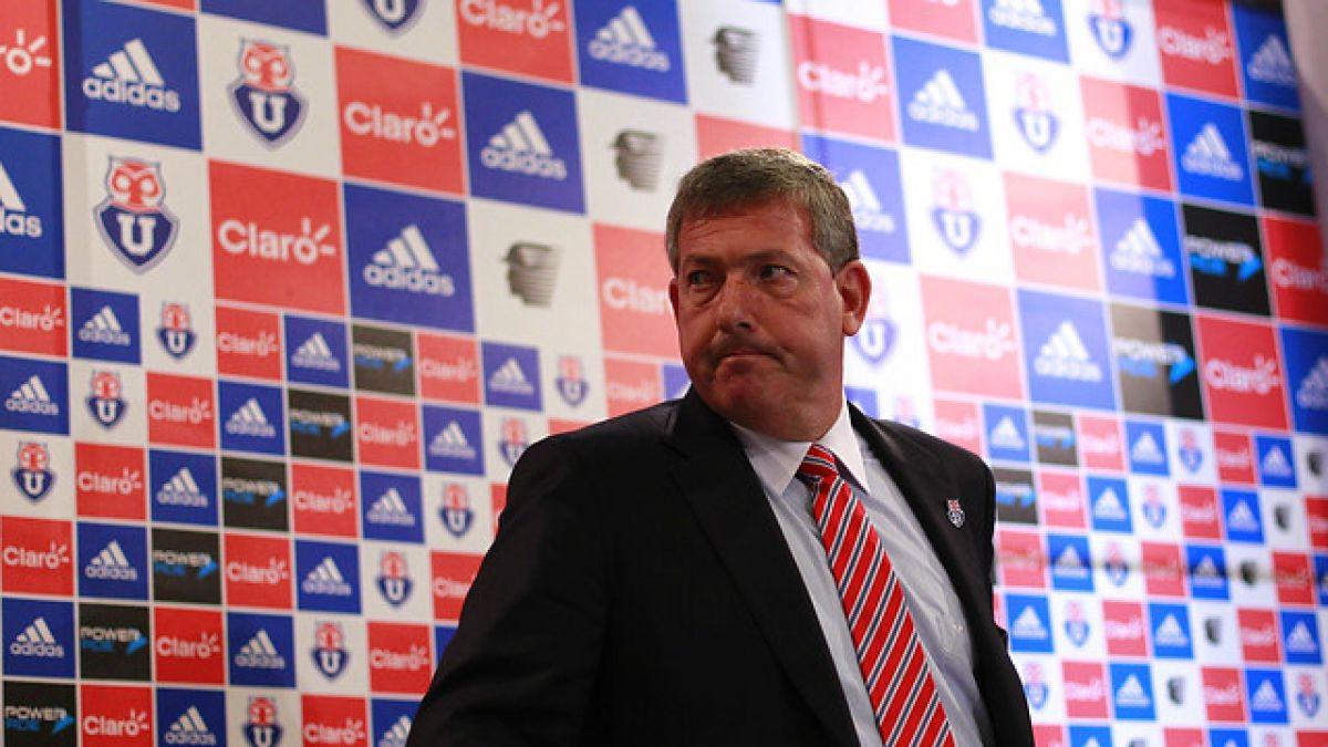 Carlos Heller y adiós de la U: No estábamos preparados para ir a la Copa