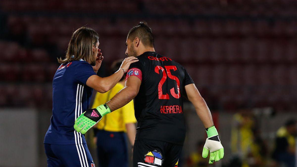 Johnny Herrera da respaldo a DT: Beccacece puede hacerlo tan bien como lo hizo Sampaoli