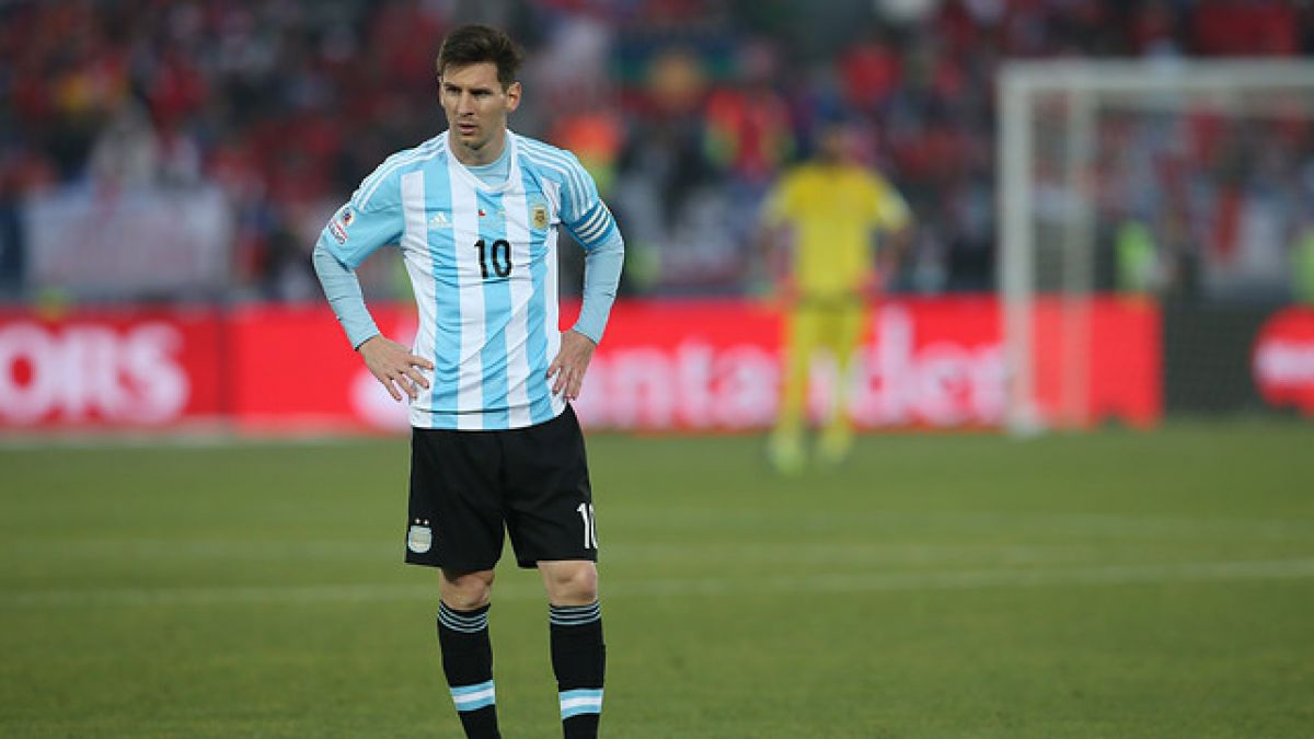 """Messi aún recuerda final de Copa América con Chile: """"Hicimos méritos para ganarla"""""""