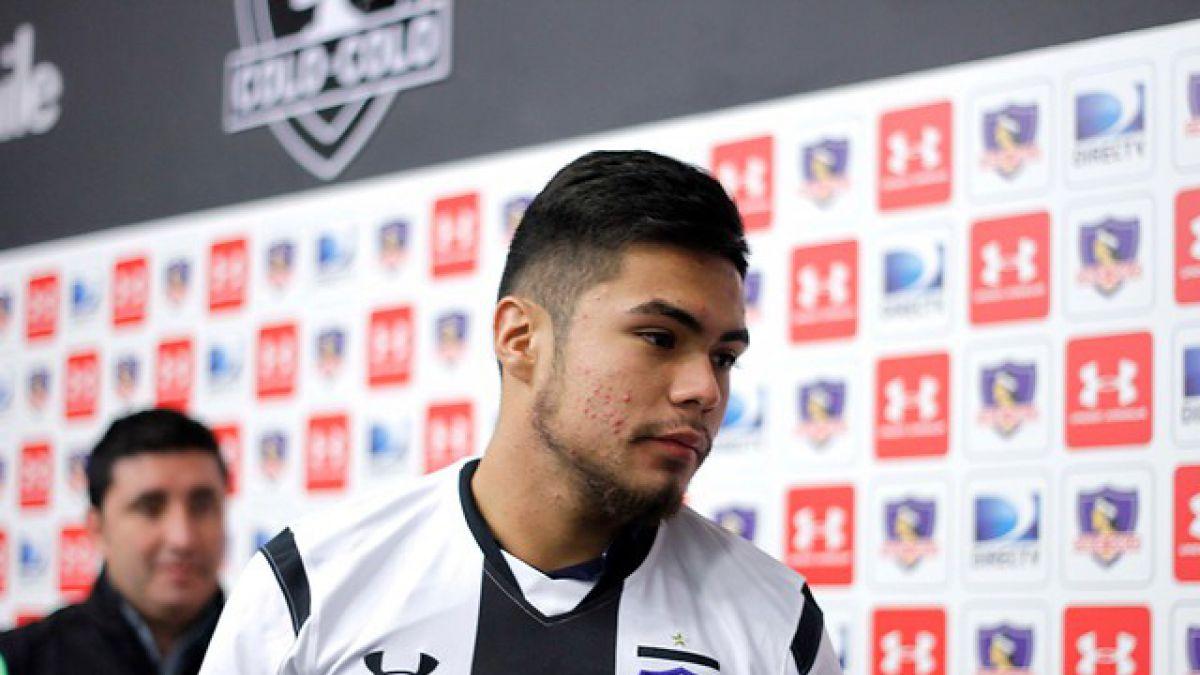 Zaguero Paulo Díaz podría debutar este fin de semana por San Lorenzo