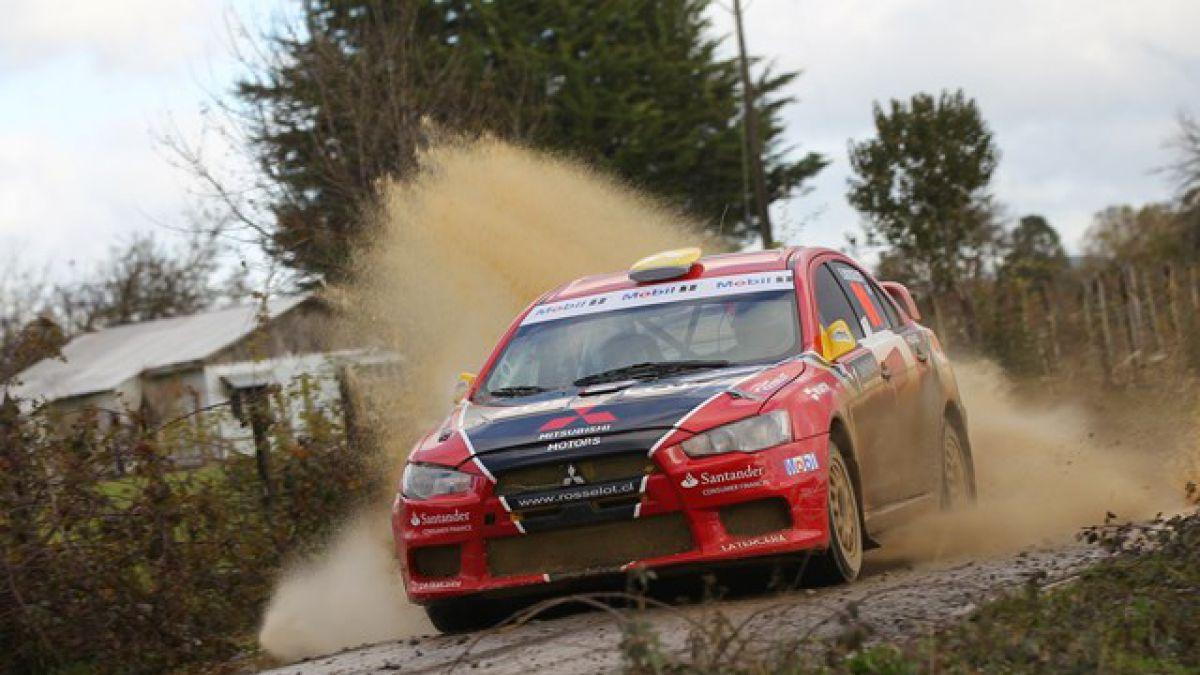 En la Isla de Chiloé se iniciará el Campeonato Rally 2016