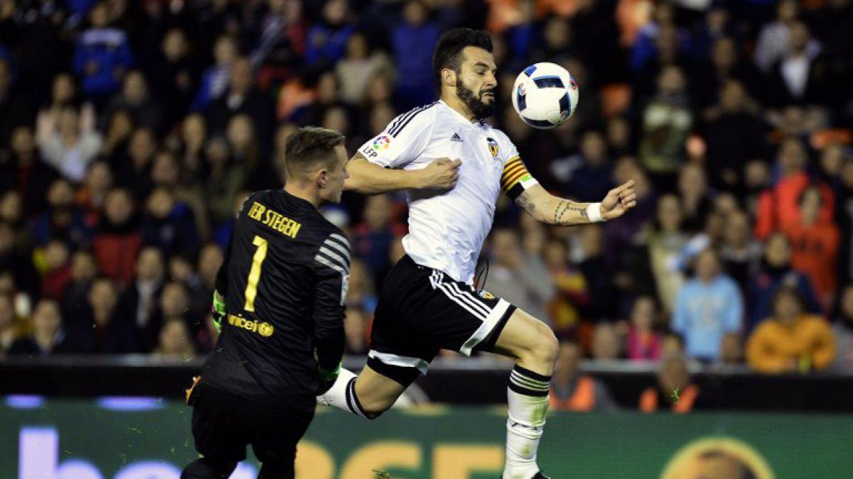 Con Ter Stegen de protagonista: Barcelona empata y clasifica a final de Copa del Rey