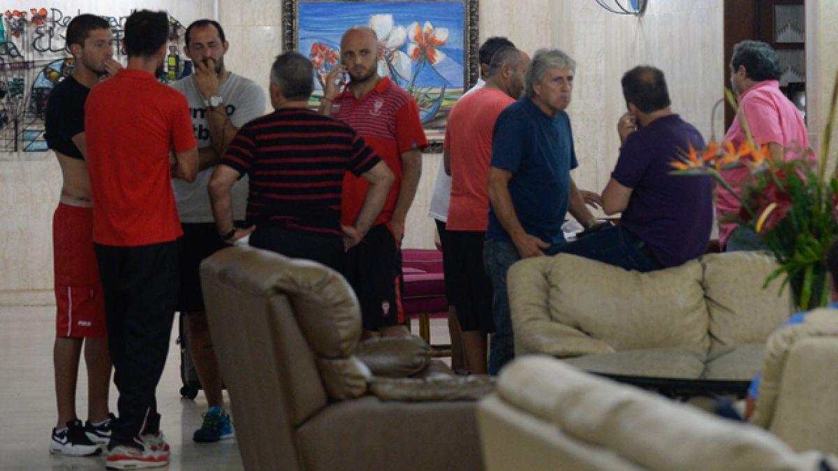 Parte de la delegación de Huracán regresa a Buenos Aires tras accidente en Venezuela