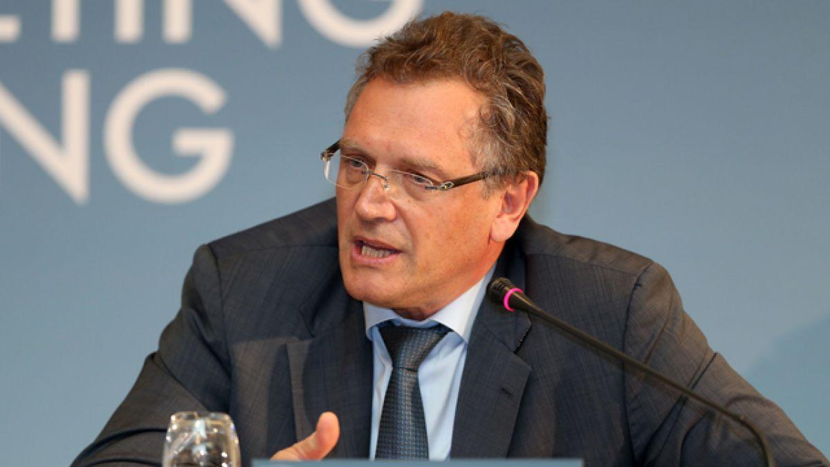 Comité de Ética de la FIFA suspende a Jerome Valcke por 12 años