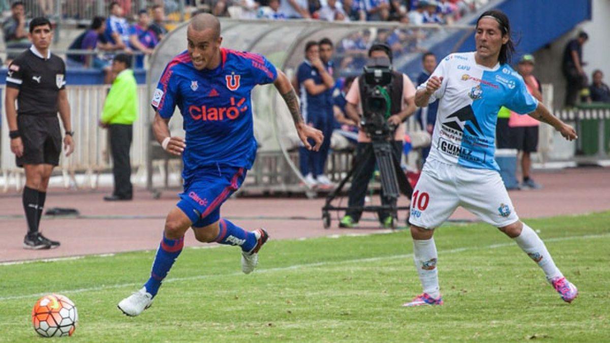 Guzmán Pereira sufre rotura meniscal y estará al menos dos meses fuera de las canchas