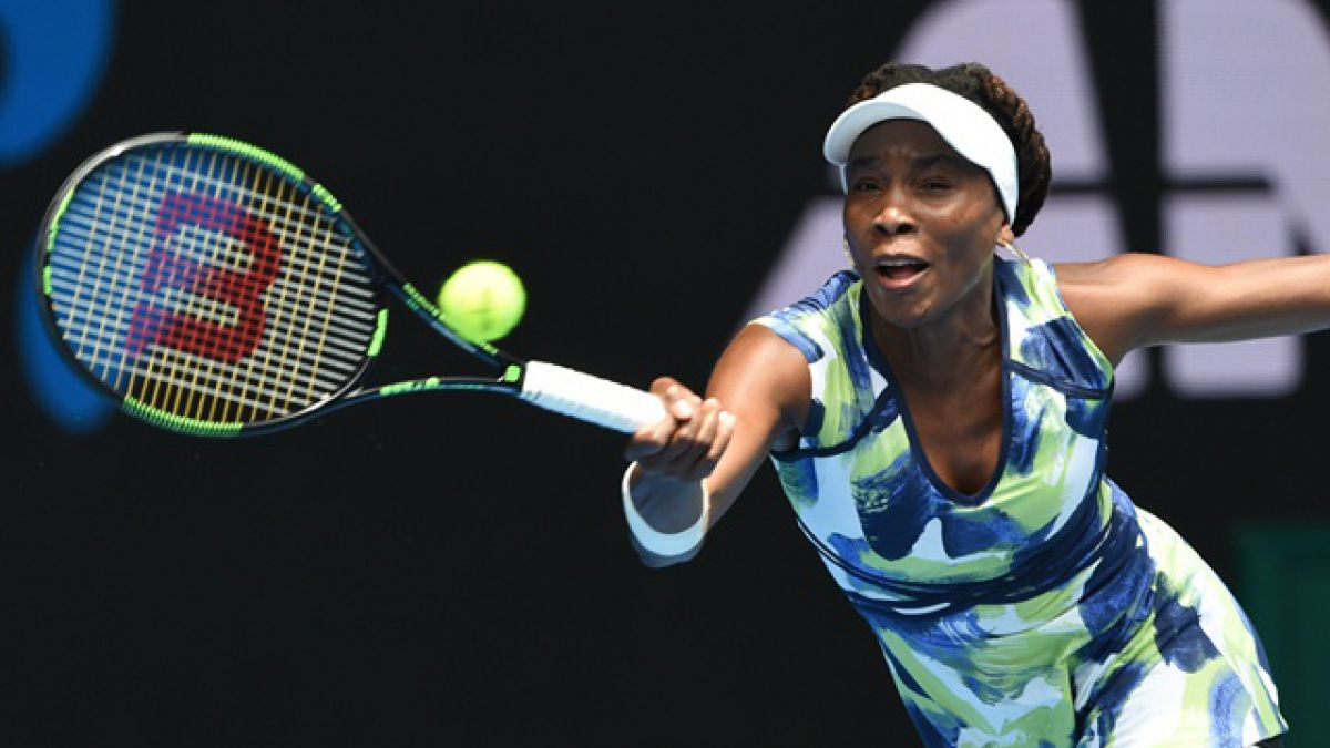 Venus Williams disputará la final de Taiwán contra Masaki Doi