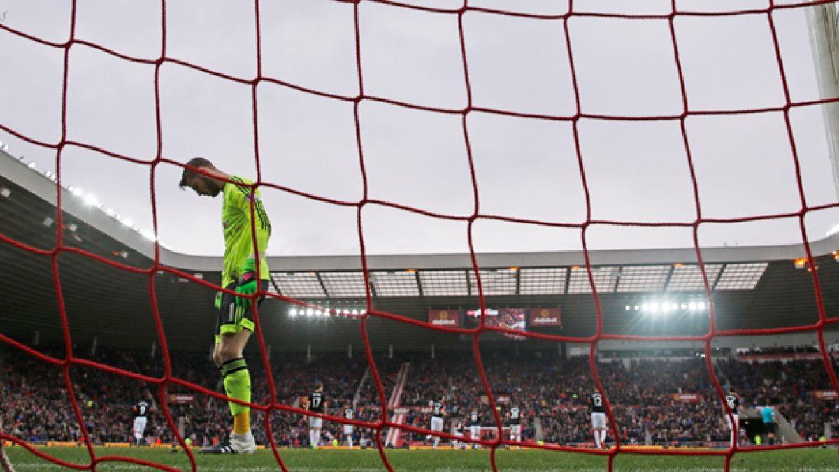 No superan el mal momento: Manchester United pierde ante uno de los colistas de la Premier