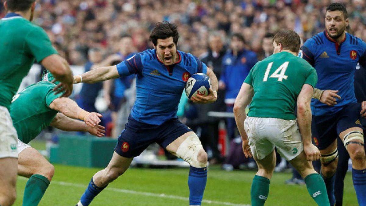 Francia rompe el maleficio ante Irlanda en la 2ª jornada del Seis Naciones