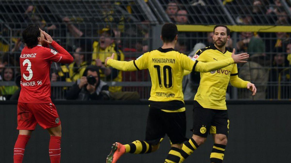 Con Albornoz de titular: Hannover cae y sigue como colista de la Bundesliga