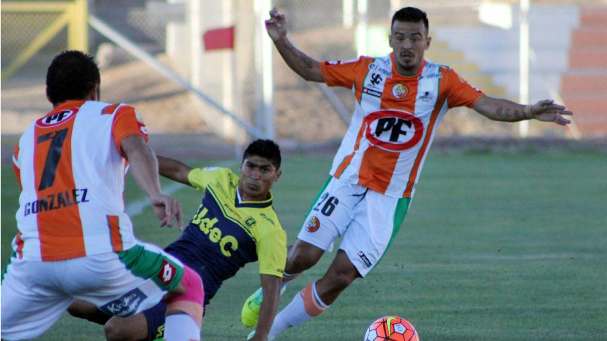 Cobresal consigue primer triunfo en el Clausura y llega con ilusión a su debut en la Libertadores