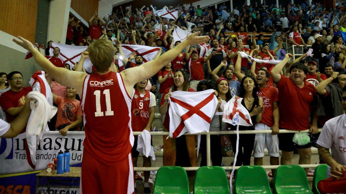 En el último segundo: Valdivia triunfa sobre U. de Conce en final de Liga Nacional de Básquetbol