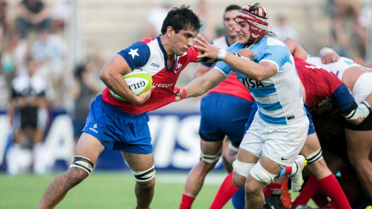 Los Cóndores no pudieron con Argentina XV en segunda fecha del Seis Naciones Americano