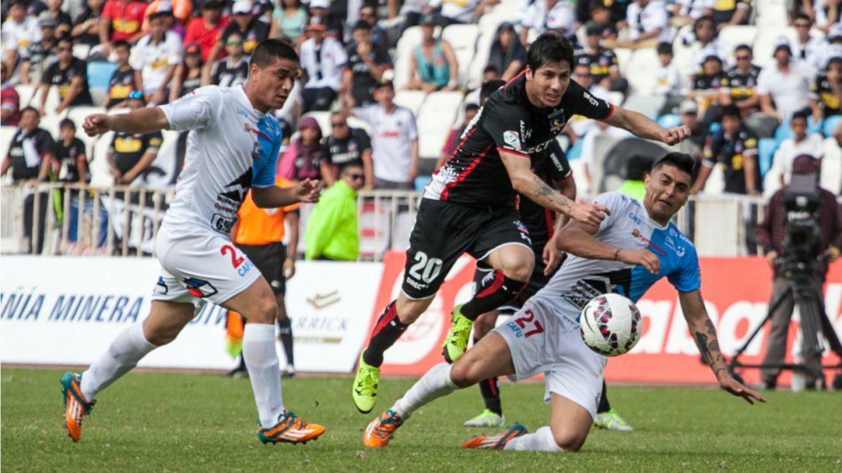 Colo Colo busca un triunfo frente a Antofagasta para no alejarse de los líderes