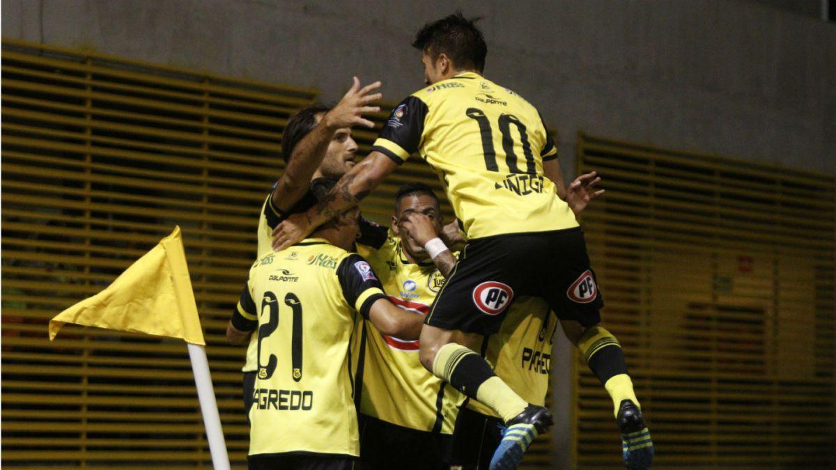 San Luis vence a Iquique y se toma un respiro en su lucha por evitar el descenso