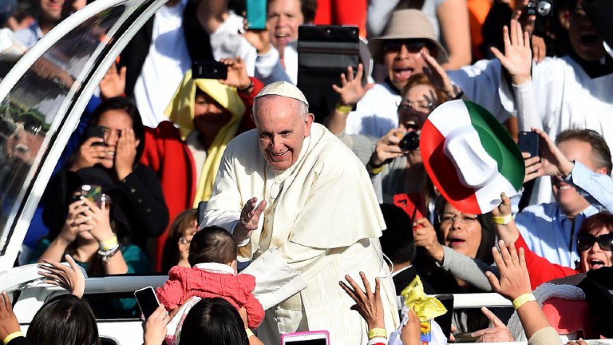 Las duras palabras del Papa Francisco en México  725ee7b36b0