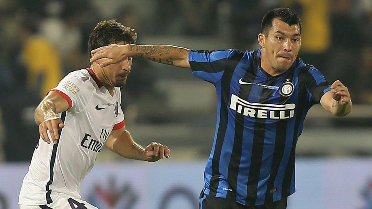 [MINUTO A MINUTO] Gary Medel y el Inter se miden ante Fiorentina por la Serie A