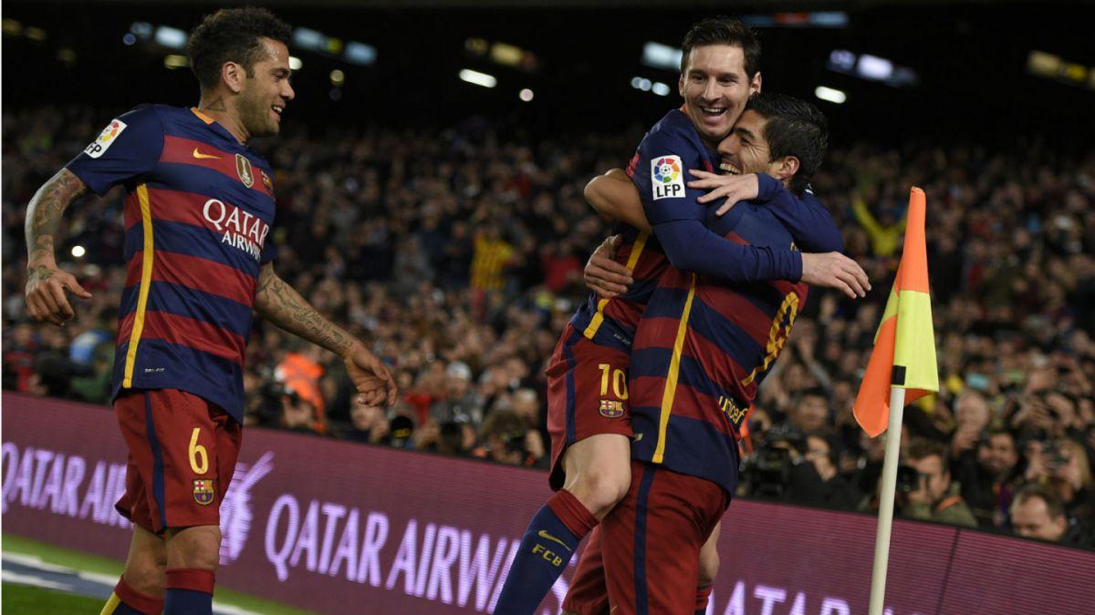 Barcelona aplasta al Celta y sigue firme en la cima de la liga española