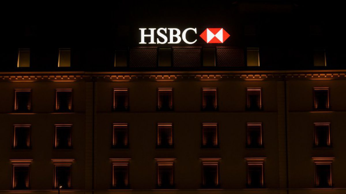 HSBC anuncia beneficio en baja en 2015 y pérdida en el cuarto trimestre