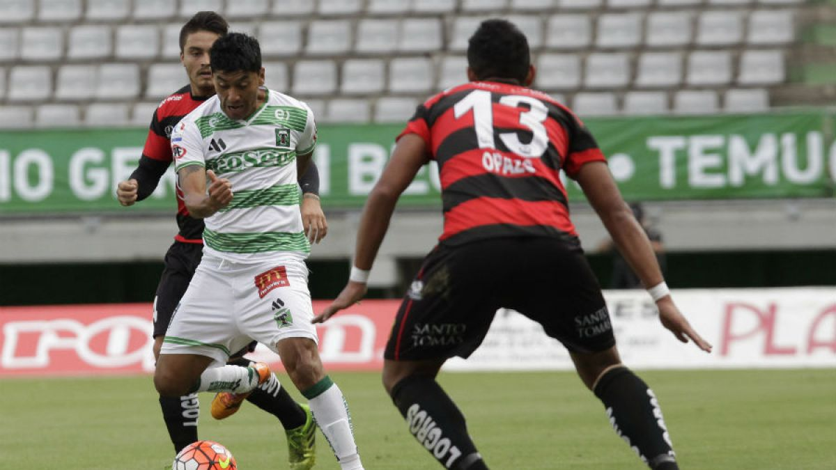 Deportes Temuco no gana pero sigue en lo más alto de la Primera B