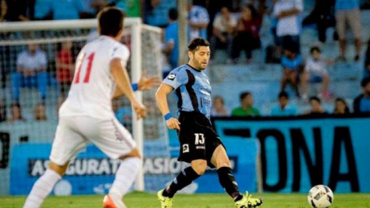 """José Rojas titular en Belgrano y casi marca """"de taco"""" en triunfo sobre River Plate"""