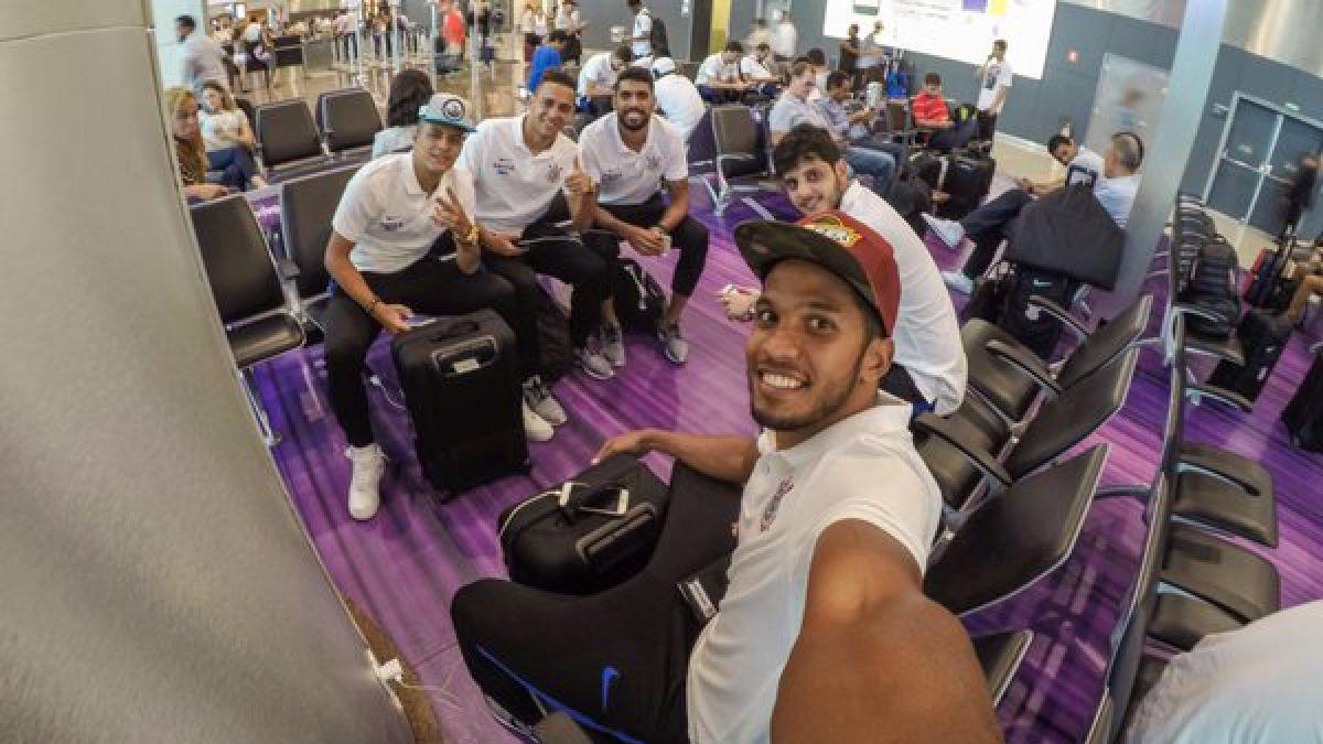 Corinthians parte rumbo a Chile para enfrentar a Cobresal por la Libertadores