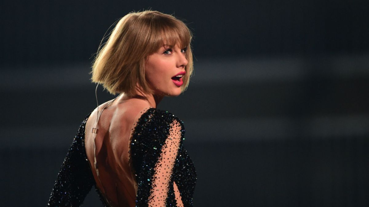 Taylor Swift sigue arrasando en el mundo de la música