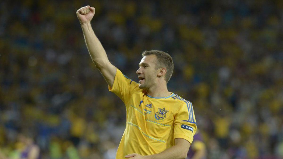 De goleador a técnico: Andrei Shevchenko es nombrado seleccionador adjunto de Ucrania