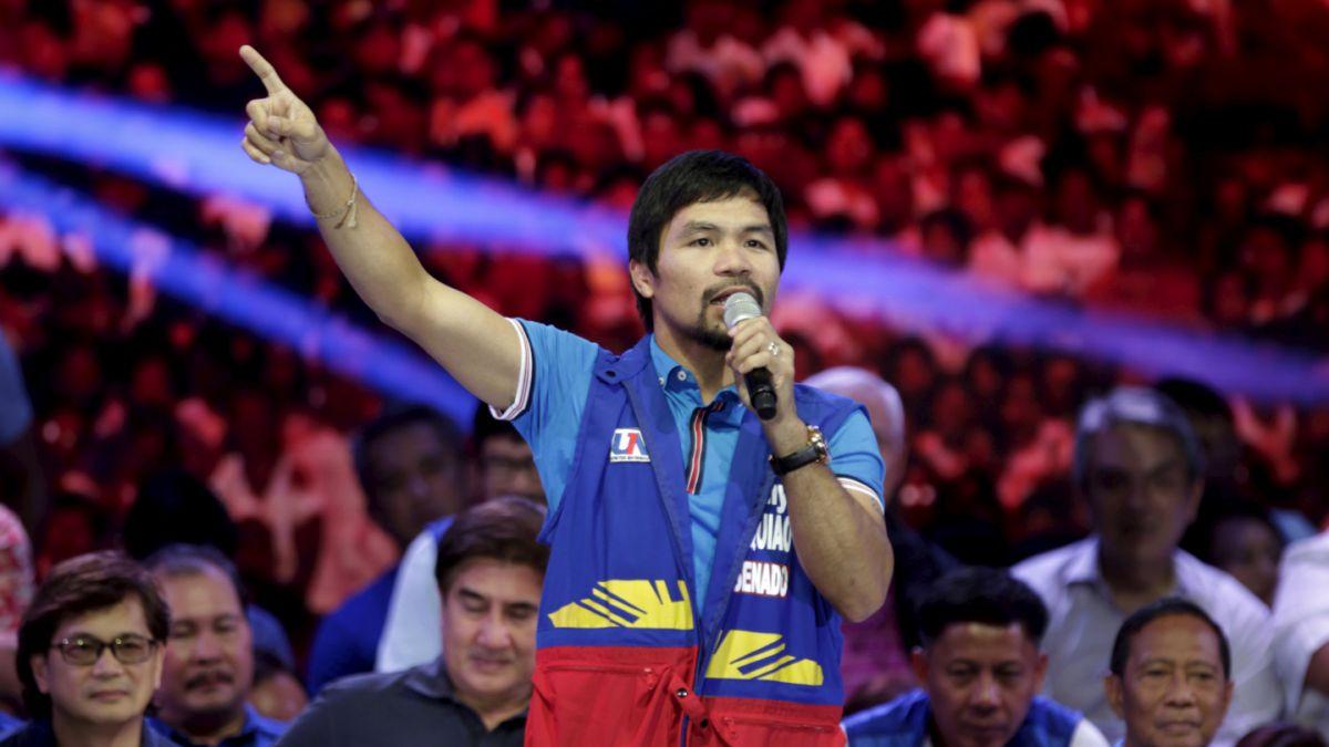 Boxeador Pacquiao causa polémica al afirmar que homosexuales son peores que los animales
