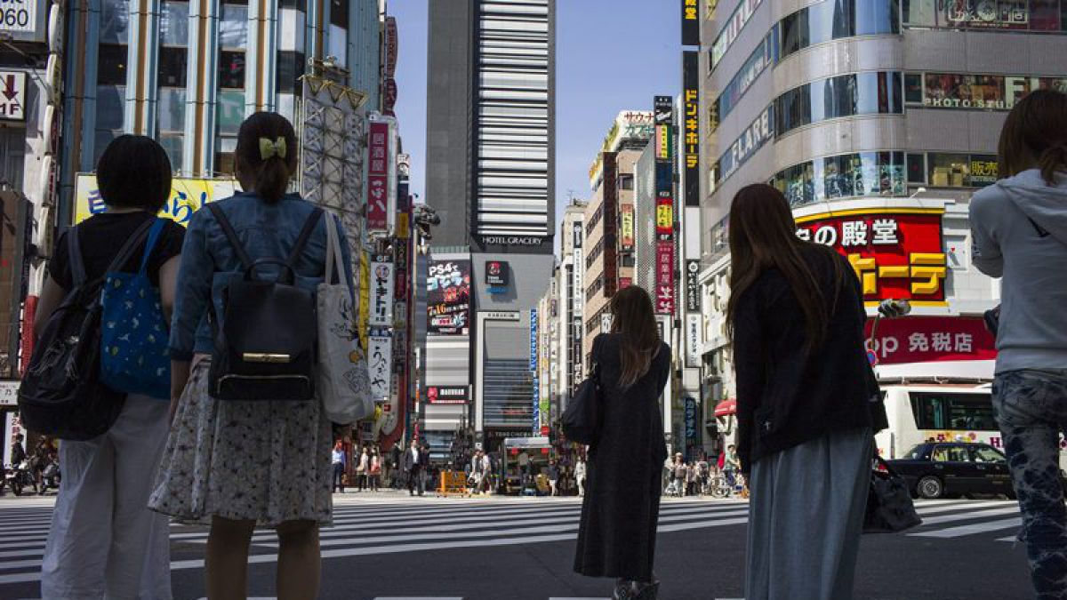 La bolsa de Tokio abre en alza