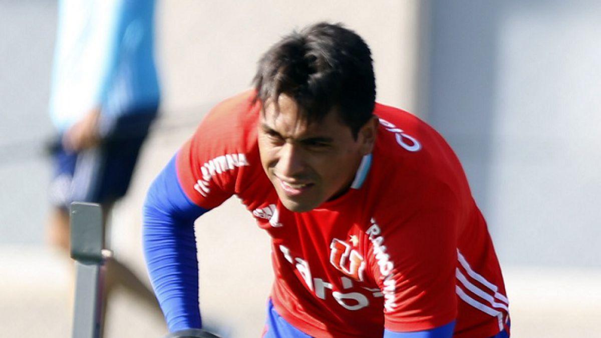 """Gonzalo Jara dice que la U """"aún está peleando por el título"""" y defiende a Beccacece"""