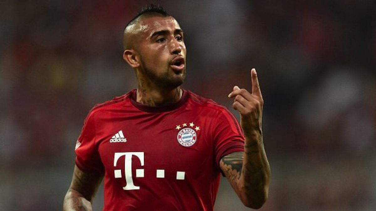 Arturo Vidal deslumbra en entrenamiento del Bayern Münich con soberbio golazo a Manuel Neuer