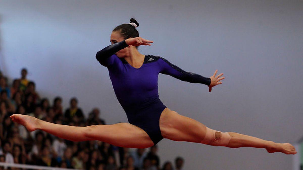 Leonardo Farkas ofrece ayuda económica a gimnasta chilena vía Twitter