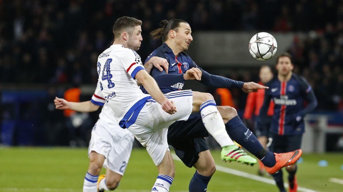 PSG venció al Chelsea en octavos de Champions