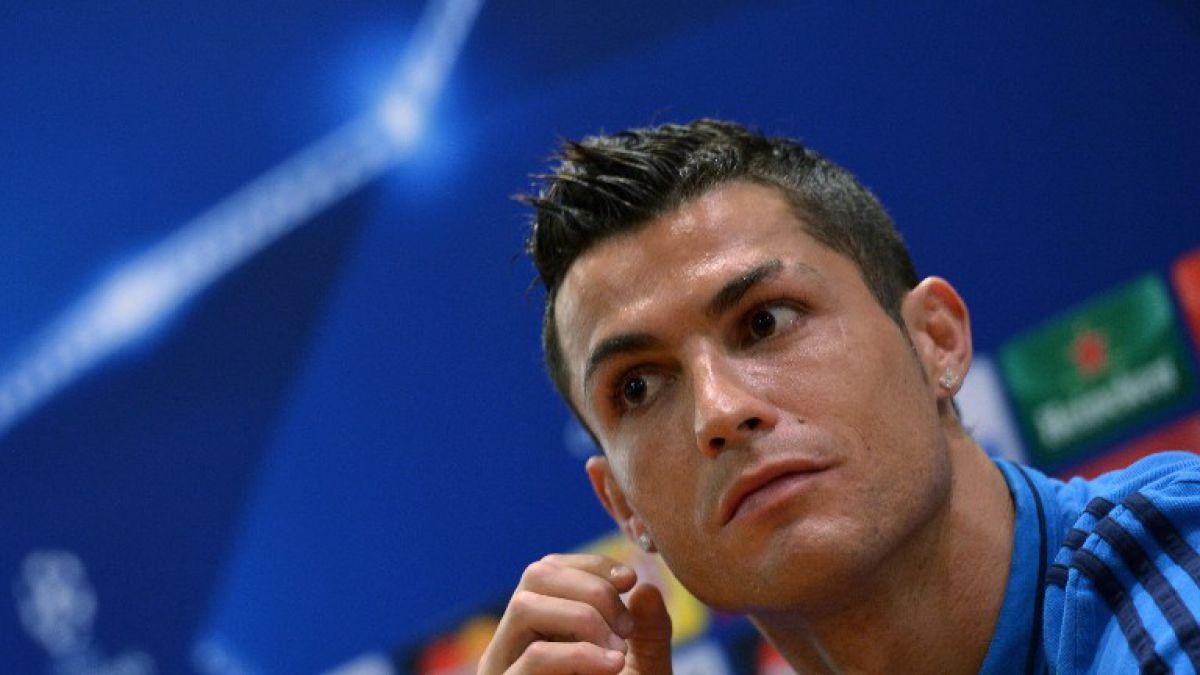 Cristiano Ronaldo da curiosa respuesta a penal de Messi y envía mensaje a tridente del Barcelona