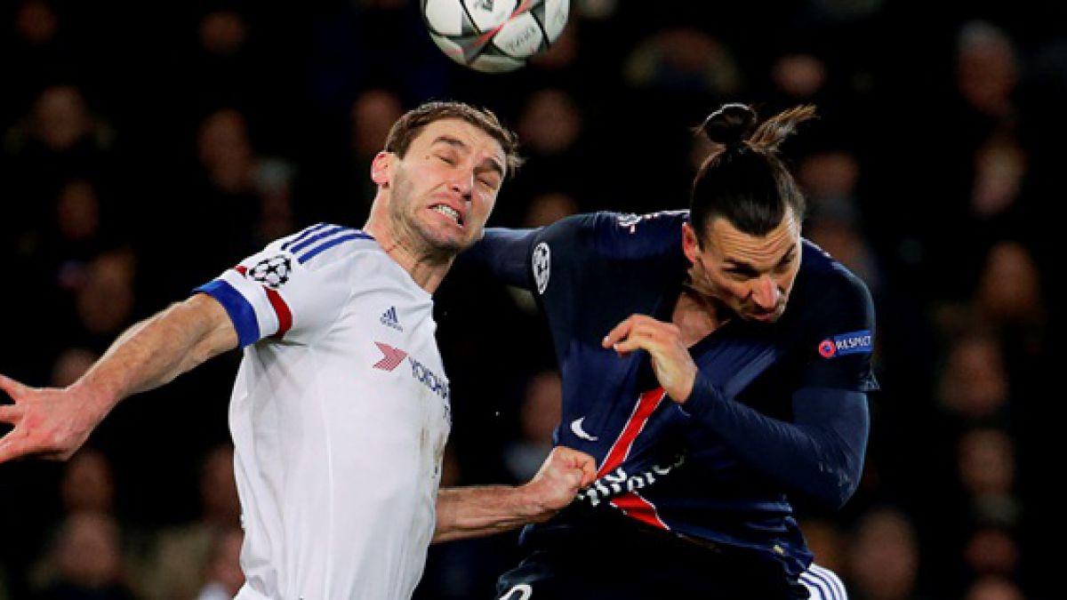 PSG derrotó a Chelsea en la ida de los octavos de Champions