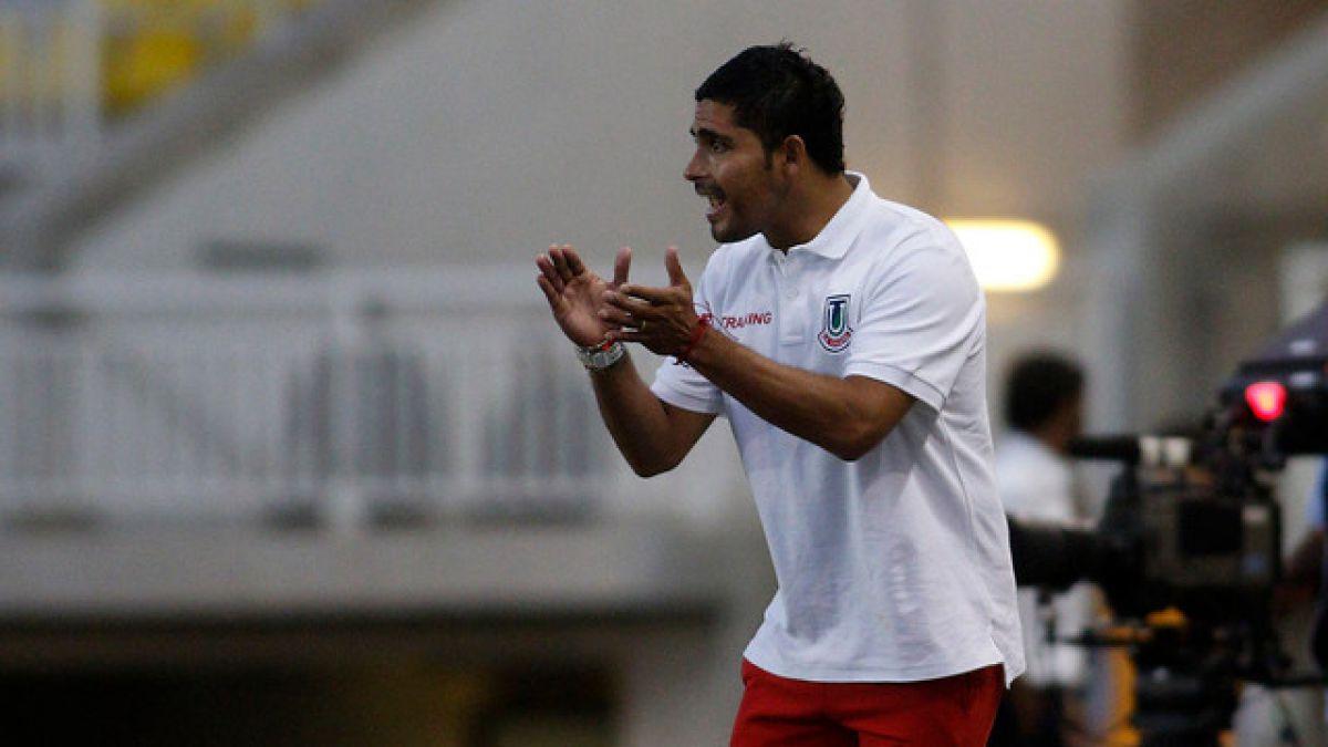 Miguel Riffo es despedido de Unión La Calera tras mala campaña en el Clausura