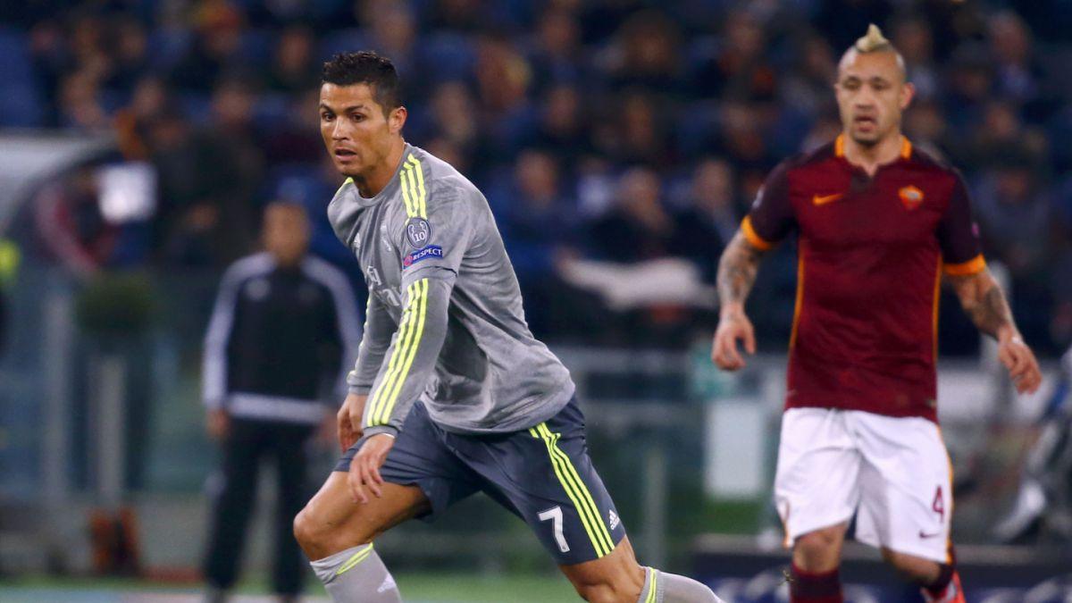 [MINUTO A MINUTO] Real Madrid vence a la Roma en octavos de Champions