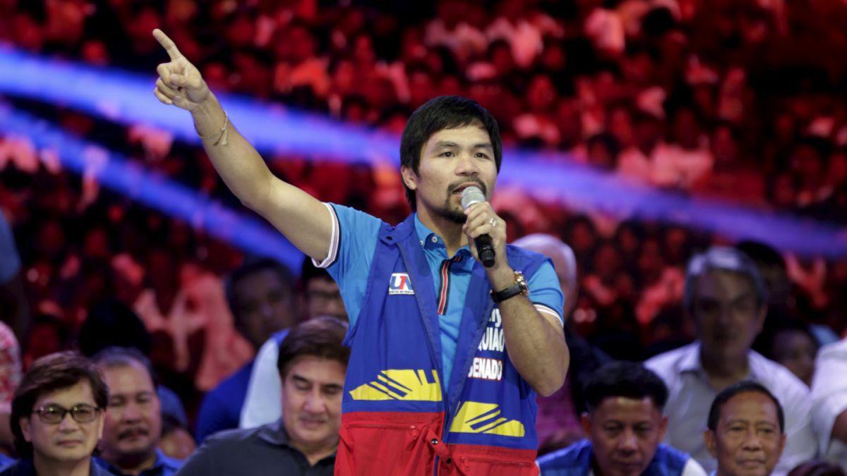 Nike termina contrato con Manny Pacquiao tras ofensivos dichos homofóbicos