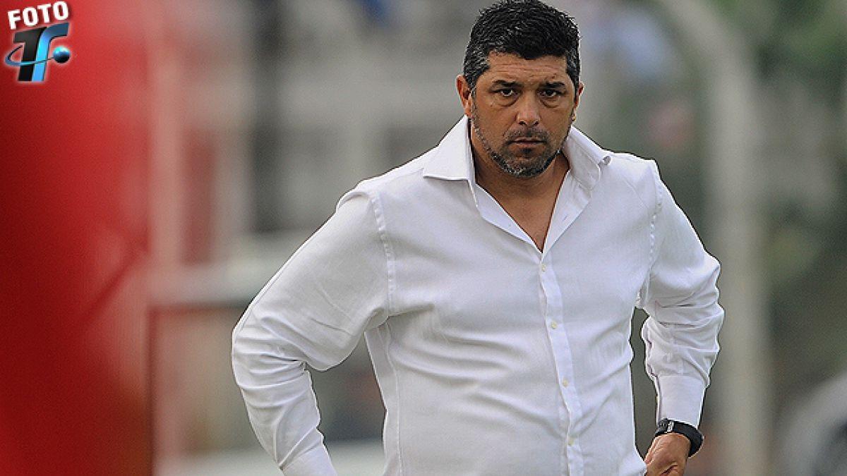 Leonardo Ramos sería el nuevo técnico de Unión La Calera