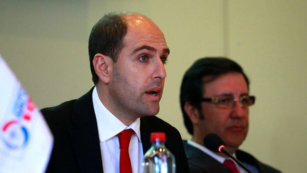 """Sergio Jadue decide no apelar a Comité de Ética de la FIFA por """"castigo de por vida"""""""