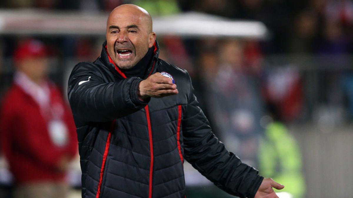"""Jorge Sampaoli: """"Estuve muy vinculado al fútbol chileno y extraño un poco"""""""