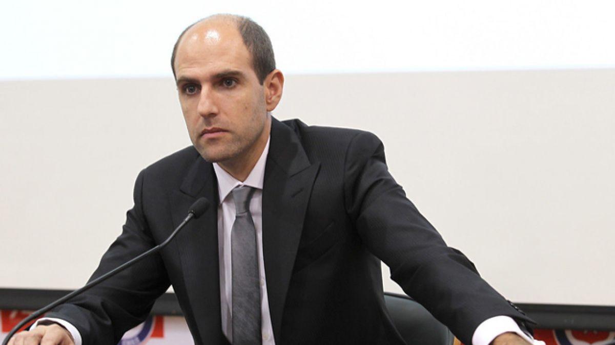 ANFP pedirá la inhabilitación de Sergio Jadue al Tribunal de Honor
