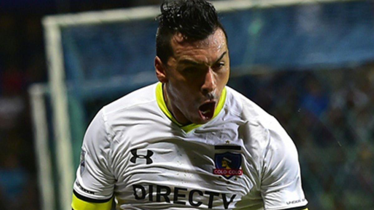 "Esteban Paredes y empate en Ecuador: Hicimos un partido correcto"""