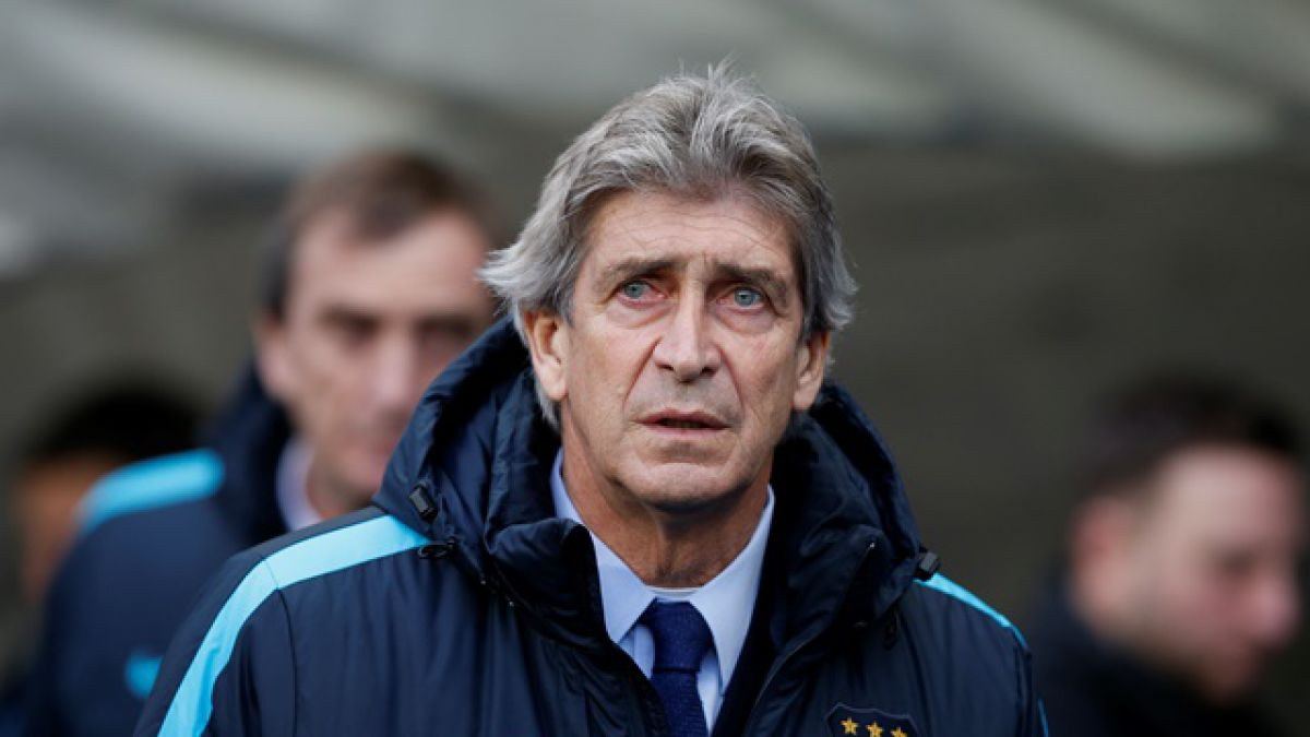 Privilegiando la Champions: Pellegrini afronta semana clave en el Manchester City