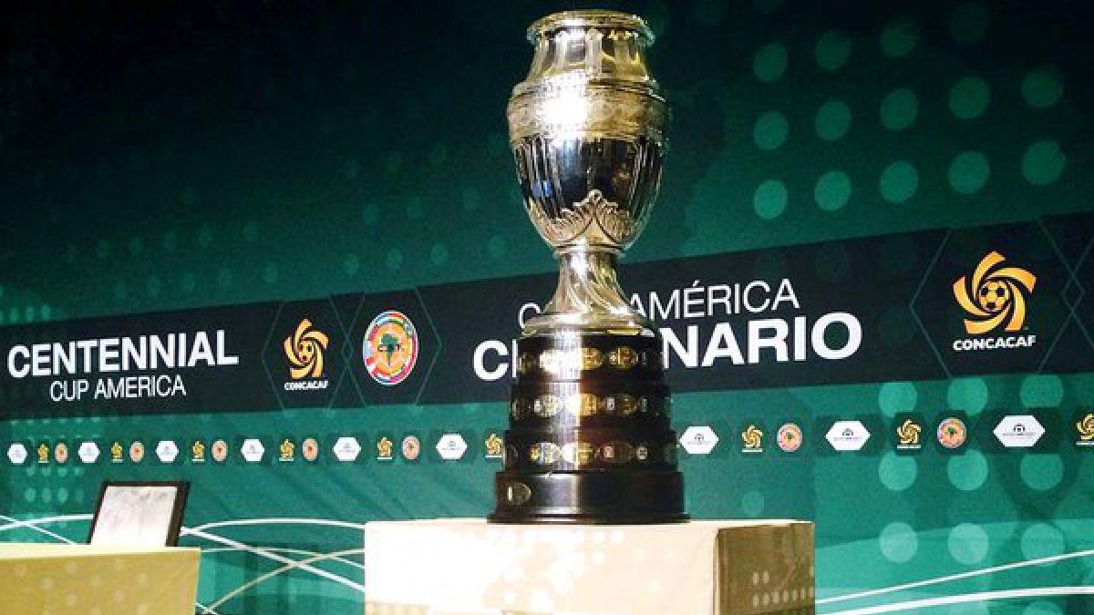 Confirman a leyendas del fútbol y musicales para sorteo de Copa América Centenario