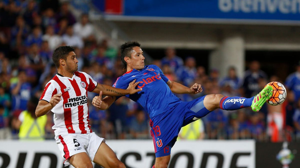 Canales y Rodríguez son citados en la U para el partido frente a Audax Italiano