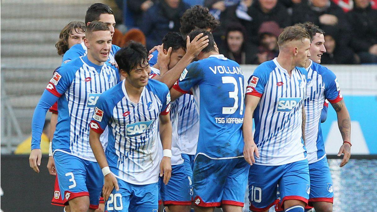 Hoffenheim de Edu Vargas vuelve al triunfo en la Bundesliga luego de más de dos meses
