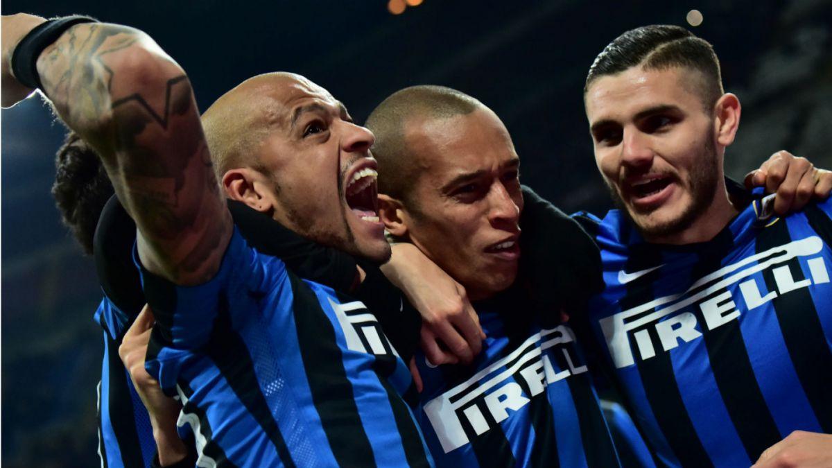 Con Mourinho en las gradas: Inter de Milán se impone a Sampdoria y sube en la Serie A